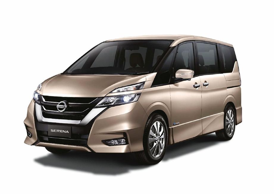 SERENA S-Hybrid kini pada harga RM127,524 daripada RM132,888.