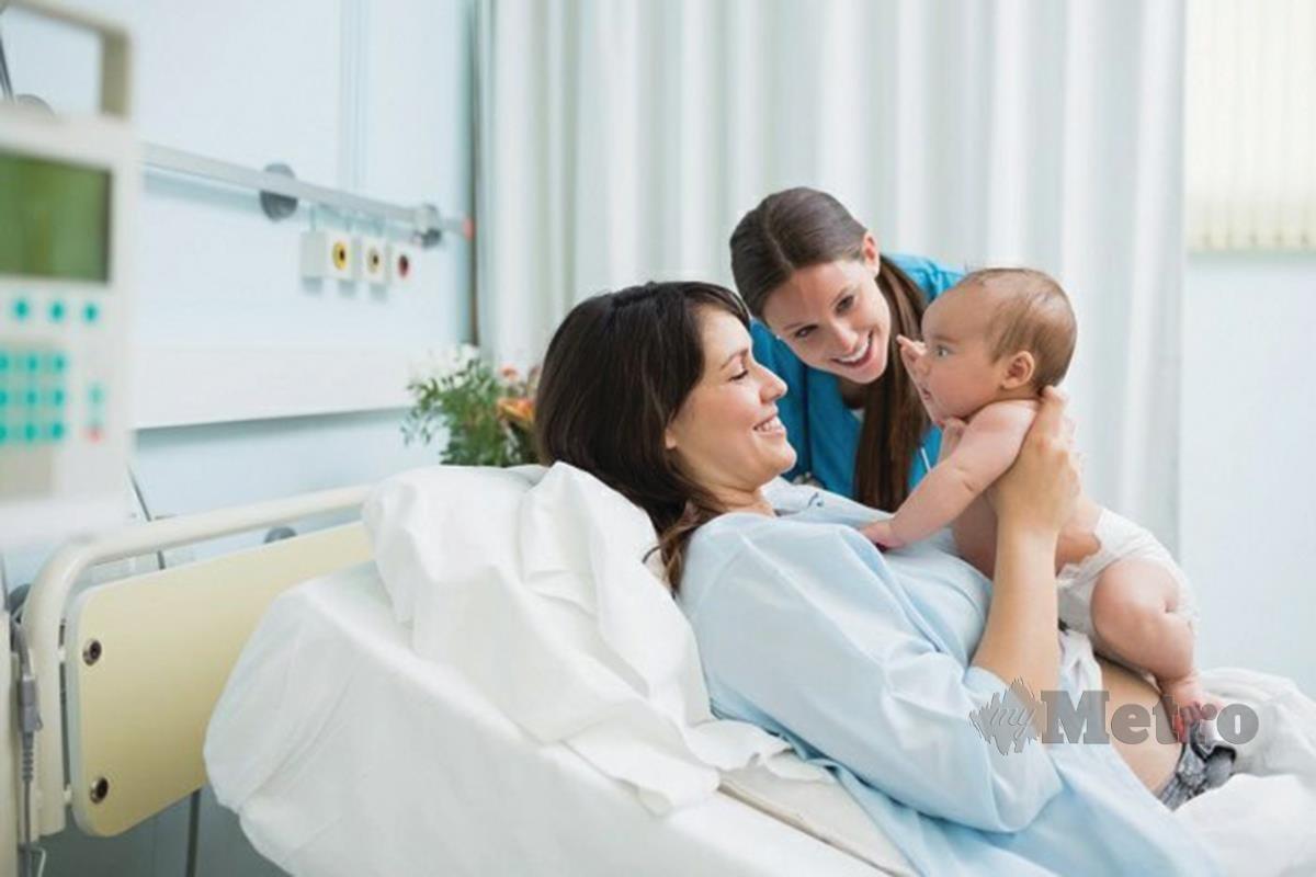 KELUARGA yang temankan ibu dalam tempoh berpantang kurangkan risiko menghadapi masalah meroyan.