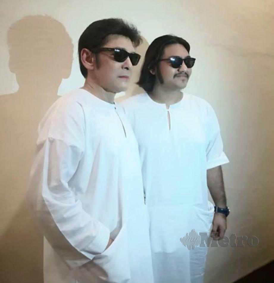 Jamal dan Osama Yamani. FOTO Instagram