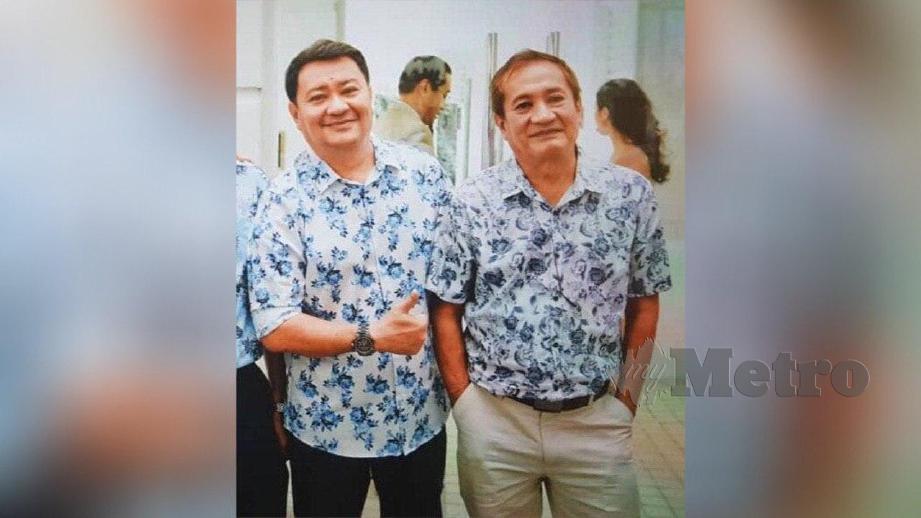 JENAZAH Tan Foo Hock diuruskan sendiri ahli keluarganya yang bukan beragama Islam. FOTO Ihsan Mohammed Khairi Tan Abdullah dan Datuk Zulkarnain Mustapa