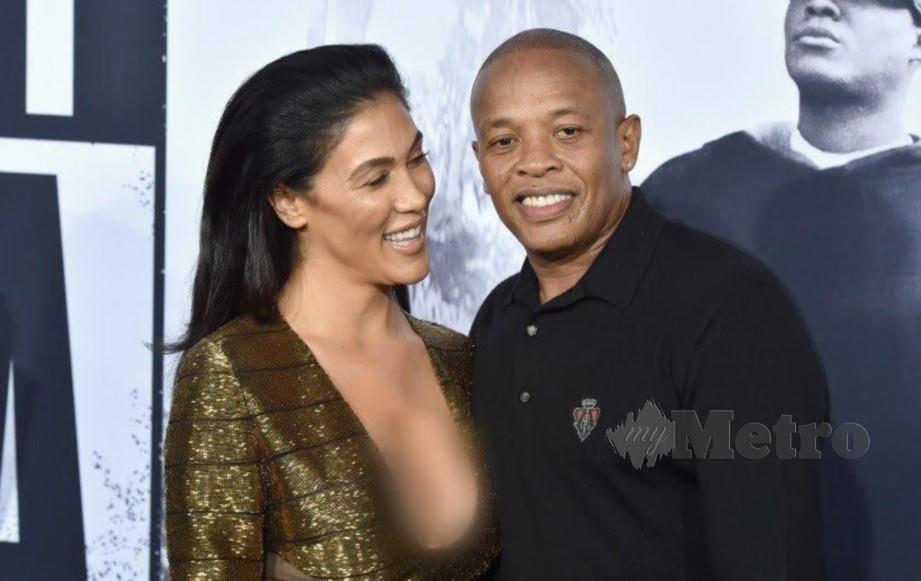 Dr Dre dan Nicole