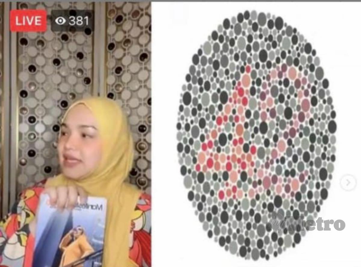 ADA pihak tidak bertanggungjawab telah membuat akaun Siti di Facebook.