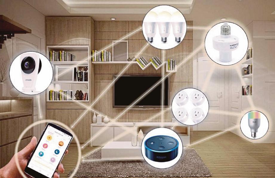 HONOR menawarkan satu peranti kawalan menerusi telefon pintar untuk membolehkan set rumah pintar beroperasi.