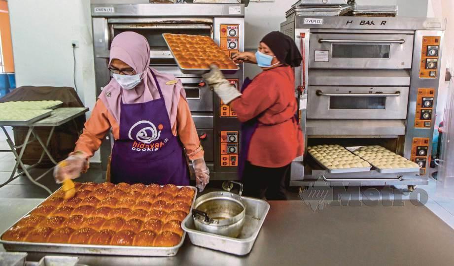 DPMM mendapati 68.9 peratus usahawan Melayu sebenarnya lebih memerlukan bantuan modal niaga pusingan tanpa faedah demi kelangsungan perniagaan pasca PKP. FOTO Osman Adnan