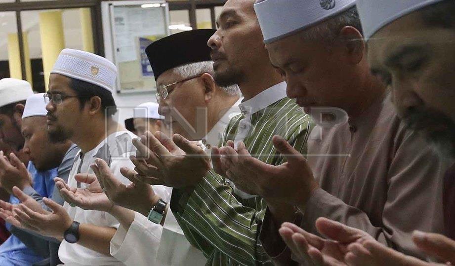 GAMBAR hiasan. FOTO Mohd Yusni Ariffin