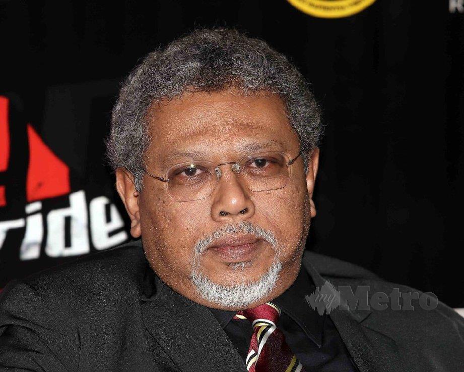 Datuk Dr. Ramlan Abdul Aziz. FOTO File NSTP