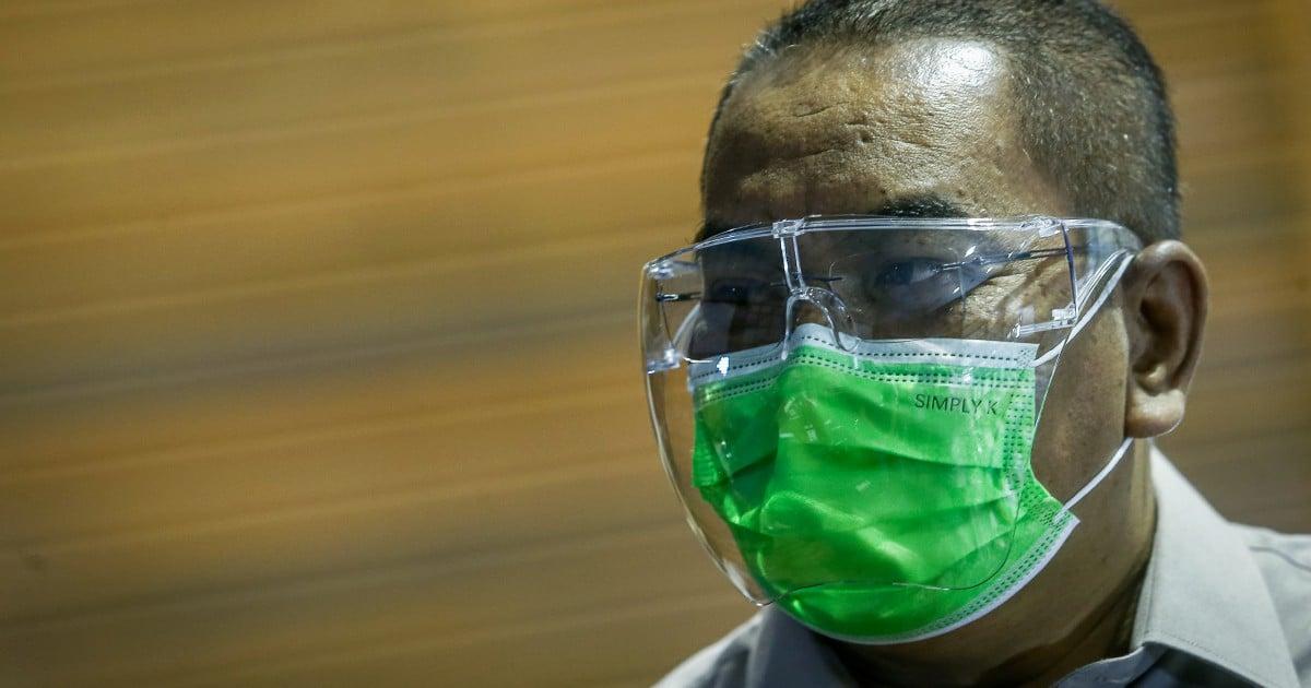 Polis rekod keterangan Muhammad Sanusi