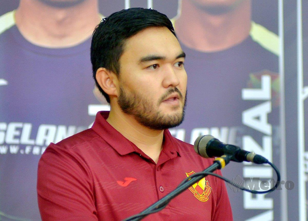 TENGKU Tengku Amir Shah berkata SFC akan bergerak secara profesional. FOTO Faiz Anuar