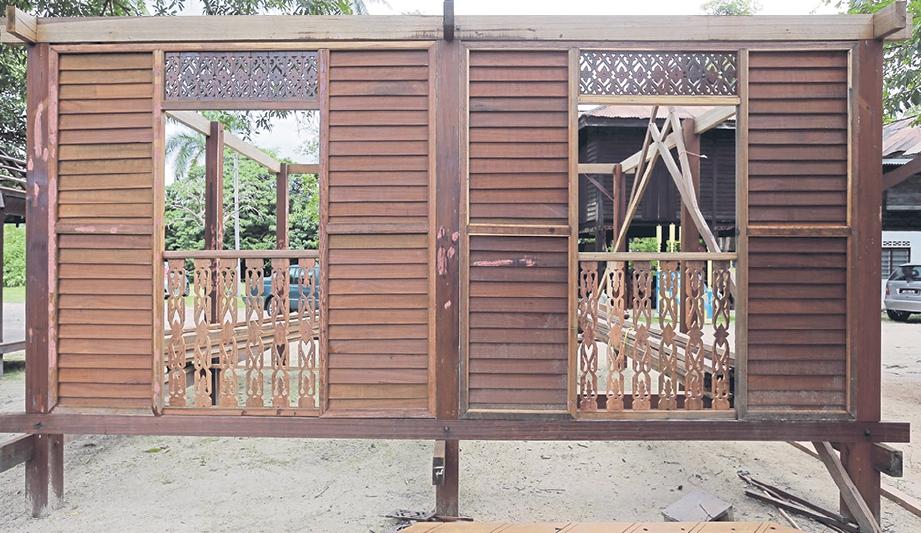 Chalet Rumah Kutai Ini Bakal Menyerikan Hkk 2017