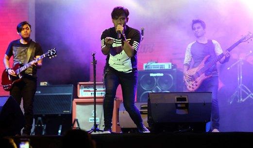 PERSEMBAHAN 6ixth Sense di konsert jelajah, Kedah.