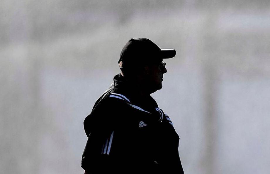 SARRI kini sudah sihat untuk mengendalikan pasukan. — FOTO Twitter Juventus