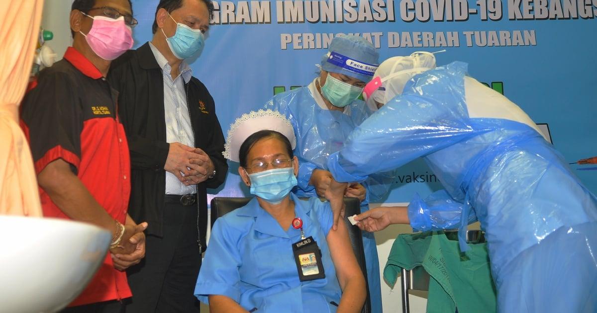 Bantu penduduk luar bandar Sabah daftar PICK