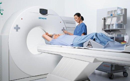 IMBASAN CT dapat bantu kesan peringkat kanser dan merancang rawatan sesuai.