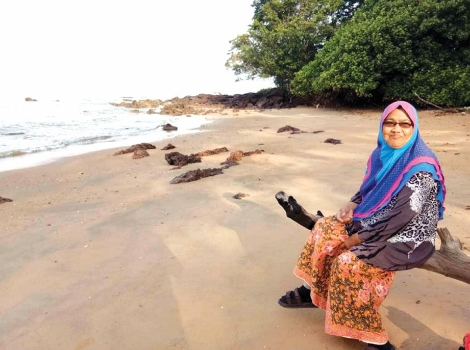 45 pemandangan pantai kampung nelayan Terbaru
