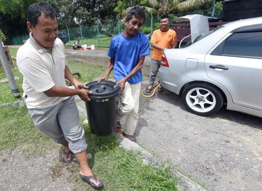 FOTO hiasan. FOTO Mohd Asri Saifuddin Mamat