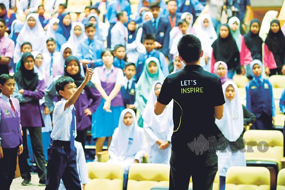 KEMPEN Digi dalam mendidik kanak-kanak menjadi warga digital yang bertanggungjawab.