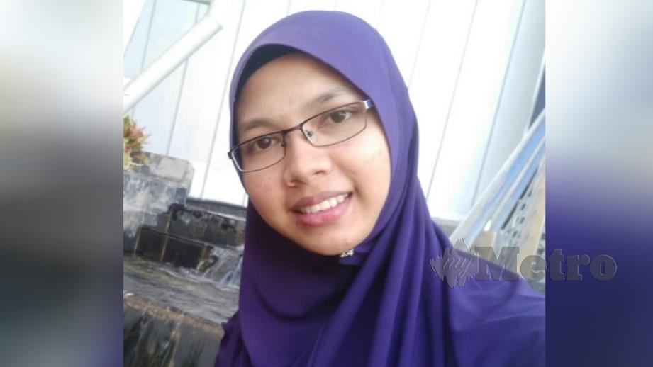 SITI Khadijah gagal dikesan sejak Jumaat lalu. FOTO ihsan Siti Nor Asiah Abdullah.