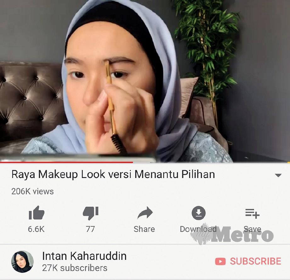 ANTARA video yang mencuri perhatian.