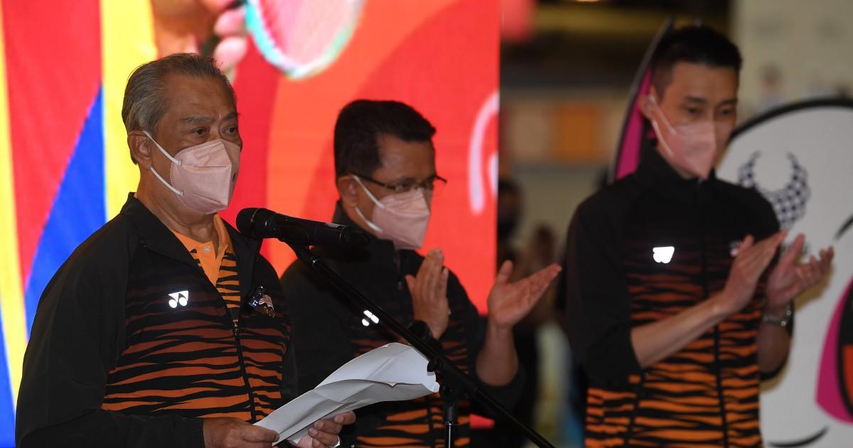 PM harap Malaysia raih emas pertama
