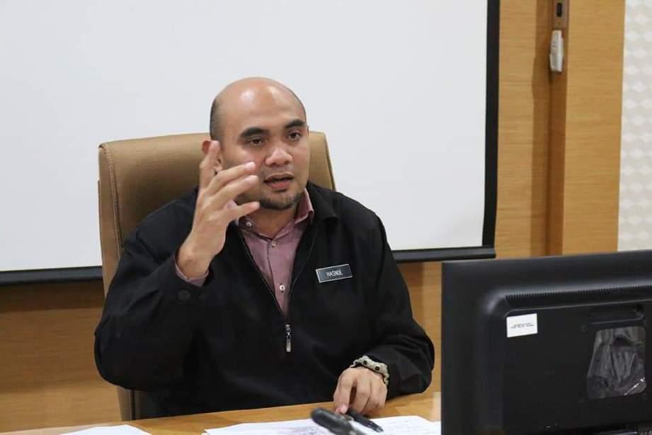 HASNUL Faizal berpandangan kesihatan dan keselamatan atlet perlu dititiberatkan berikutan seluruh dunia diancam pandemik Covid-19. FOTO ihsan MSWP