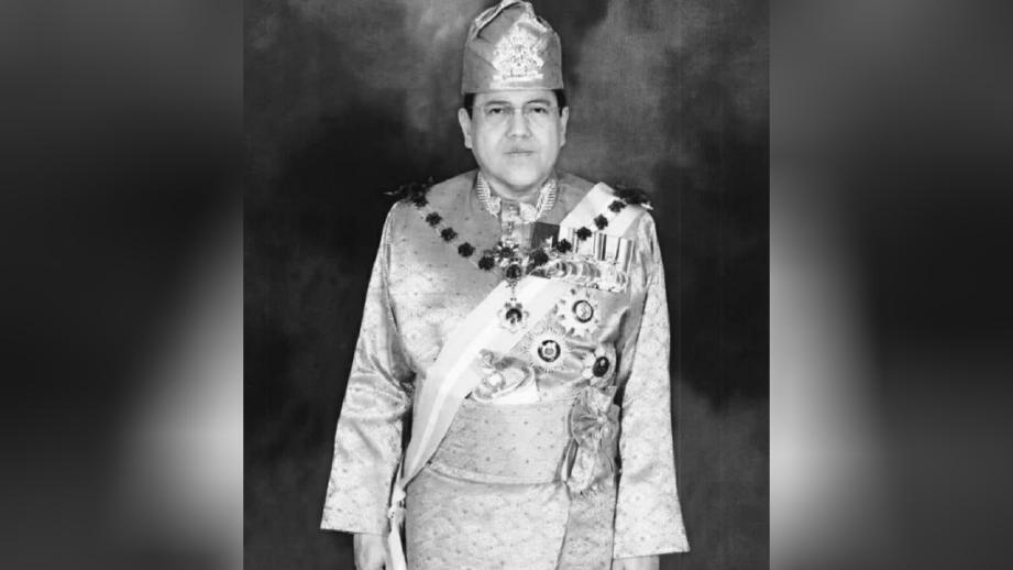 Kemangkatan Sultan Ismail Petra - Sultan of Kelantan