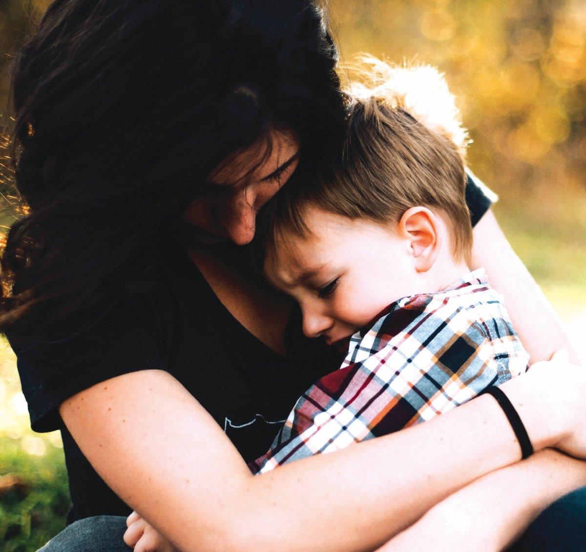 BANTU anak luahkan perasaan mereka. - FOTO Google