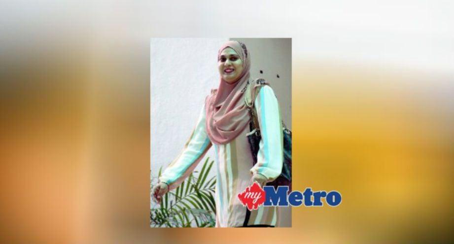 Nor Asyikeen Othman, 37, dijatuhi hukuman denda RM5,000 kerana gagal menyimpan rekod mencukupi berkenaan pendapatan atau kerugian perniagaan. FOTO Mohd Asri Saifuddin Mamat