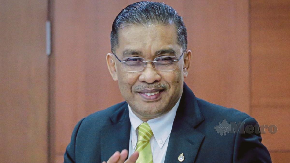 Menteri di Jabatan Perdana Menteri (Parlimen dan Undang-Undang) Datuk Takiyuddin Hassan. Foto NSTP