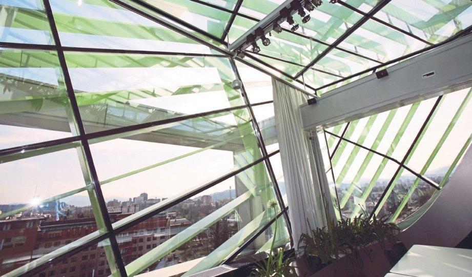 'KEKISI' yang membenarkan pengaliran udara dan cahaya semula jadi.