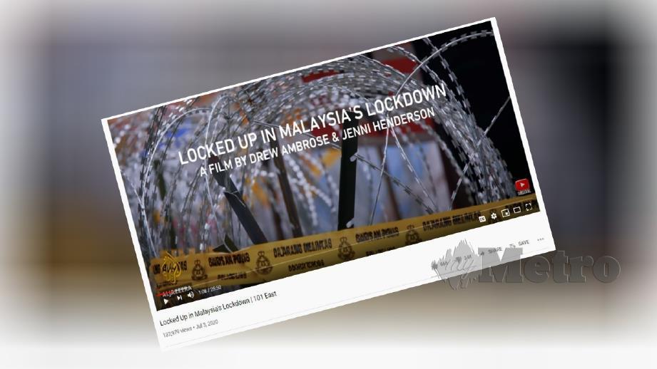 Laporan Al Jazeera tidak benar   Harian Metro