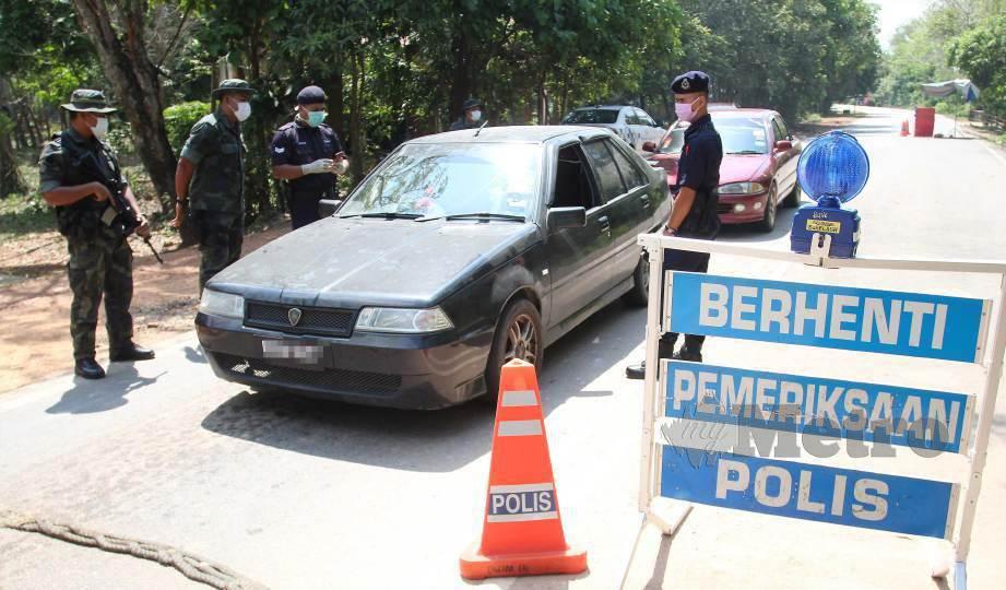 TIADA keperluan untuk melaksanakan Perintah Kawalan Pergerakan Diperketatkan (PKPD) secara pentadbiran di Lahad Datu dan Tawau. FOTO Arkib NSTP