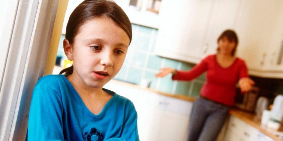 JANGAN sesekali jadikan anak sebagai tempat melepaskan tekanan atau kemarahan.