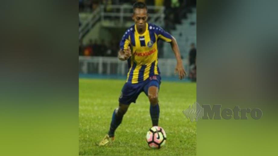 Faisal harap Pahang raih tiga mata menentang FELDA United. FOTO NSTP