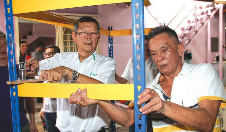 Tong Gas Tambah Baik Hidup Harian Metro