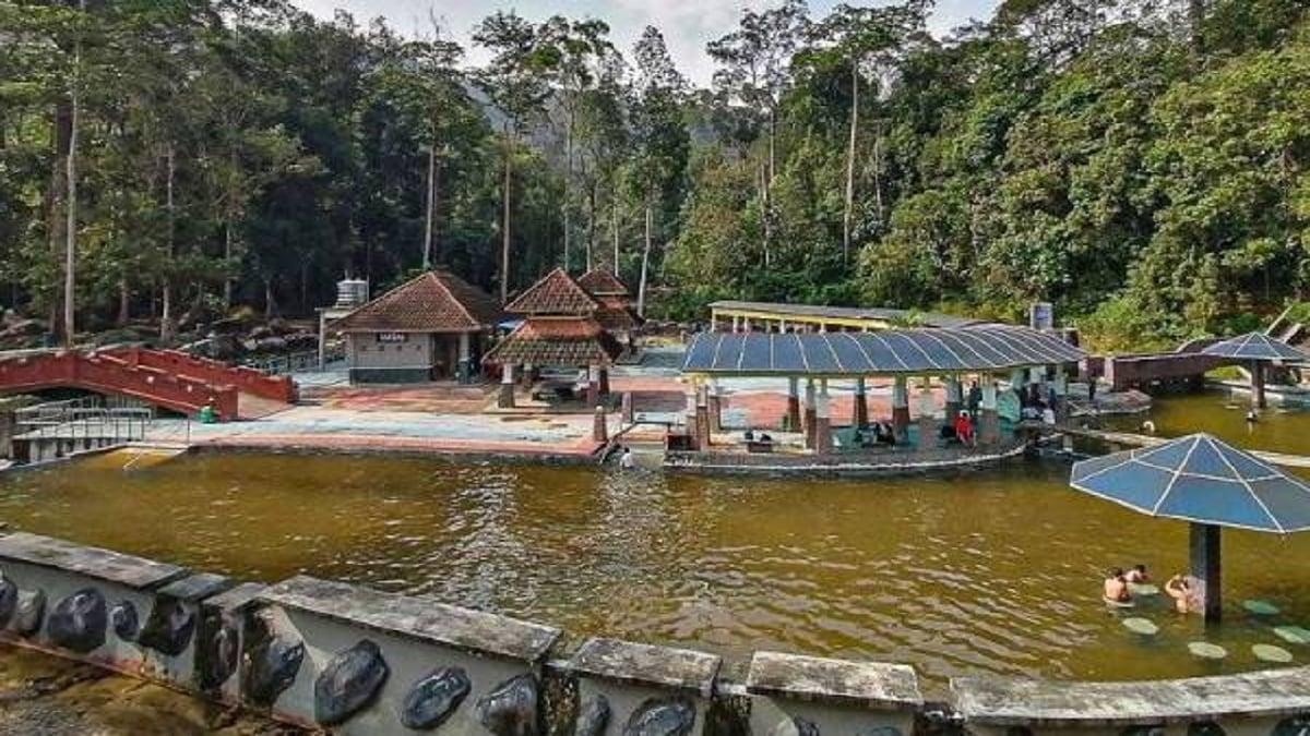 KOLAM Hutan Rekreasi Ulu Bendul dibuka semula kepada pengunjung selepas disahkan tiada kes babitkan penyakit kencing tikus. FOTO Ihsan Pembaca