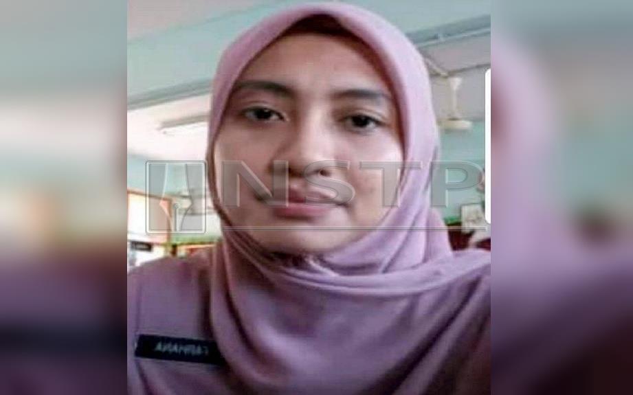 NUR Farhana hilang pada 14 Januari dan dijumpai semalam.
