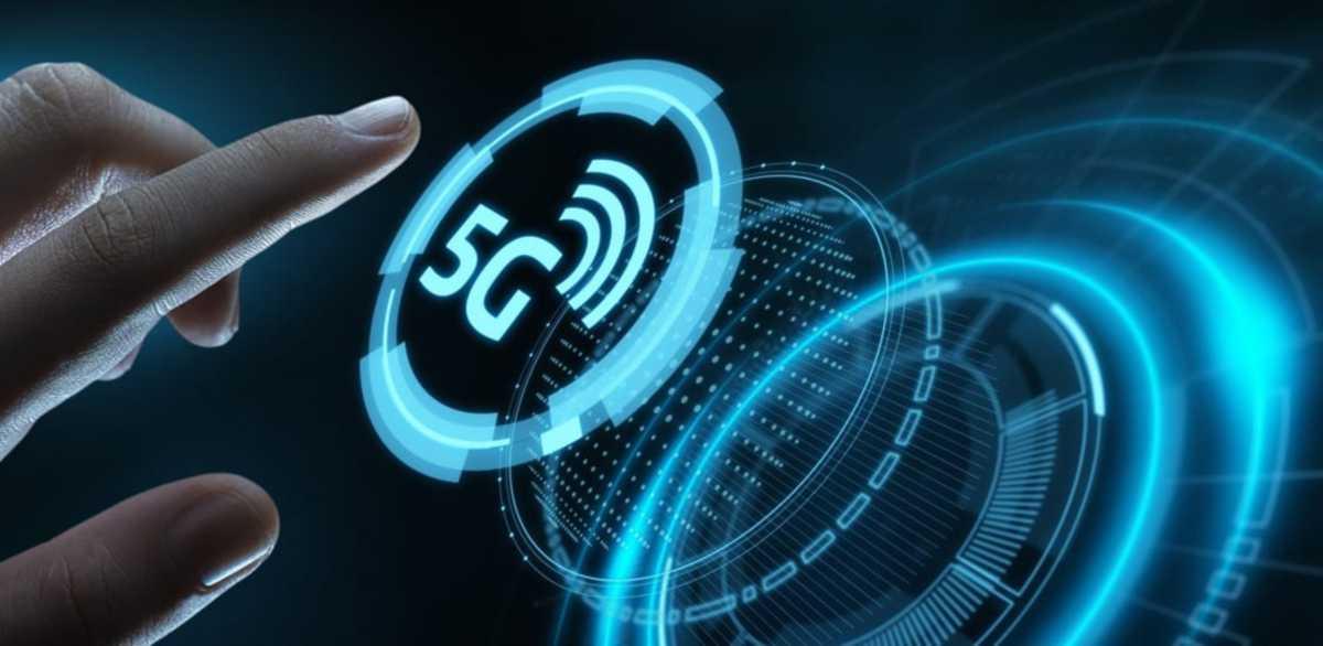 TEKNOLOGI 5G dan gelombang tidak boleh mengawal manusia. - FOTO Google