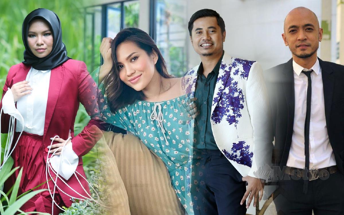 (DARI KIRI) Aina Abdul, Indah Ruhaila, Lan Solo dan Tomok akan dicabar penyanyi amatur.