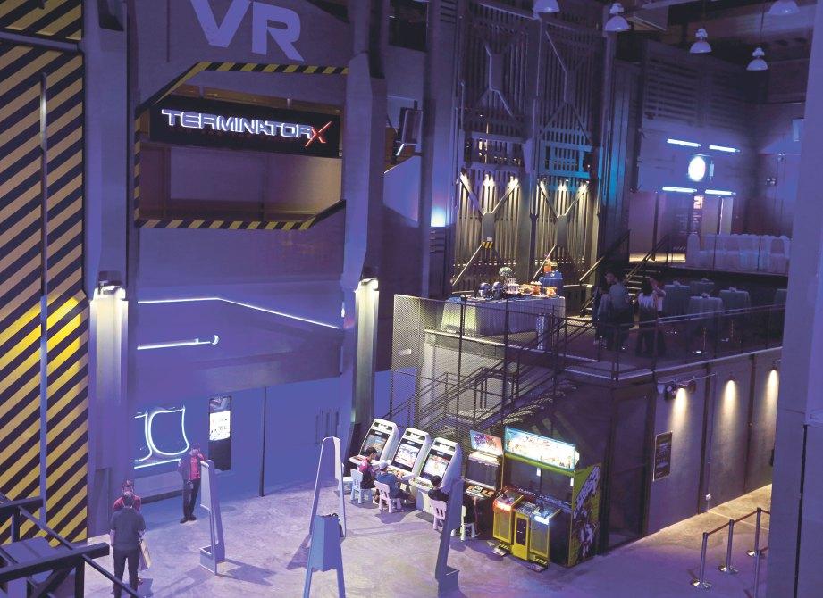 PERMAINAN AR dan VR mampu menarik kehadiran pelancong ke Malaysia.