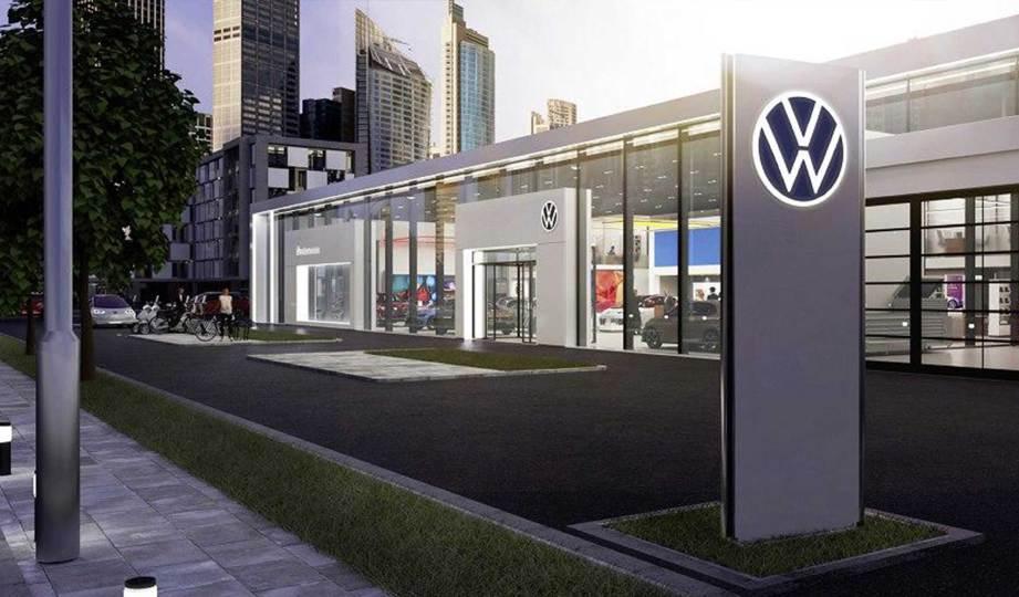 IMEJ baharu Volkswagen bakal digunakan di semua pusat jualan dan servis di negara ini secara berperingkat.