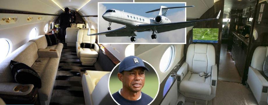 WOODS memiliki antara jet peribadi terbaik di dunia. FOTO Agensi