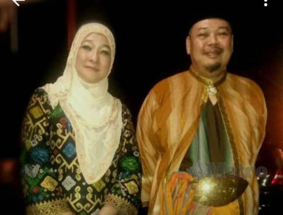 HASMAH bersama Mamat.