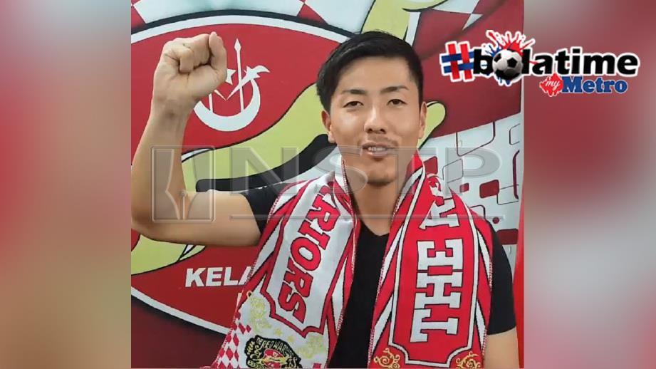 Yuta akan beraksi menentang Terengganu. FOTO Ihsan KAFA
