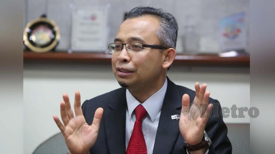 Dr Mohd Zamri. FOTO NSTP