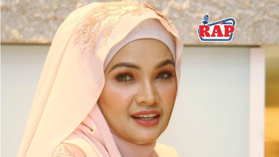 Zarina dakwa dimarahi peniaga buah ketika di Lumut 30 Disember lalu. FOTO Arkib NSTP.